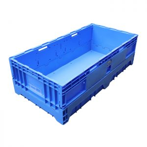 Plastic Straight Wall Container