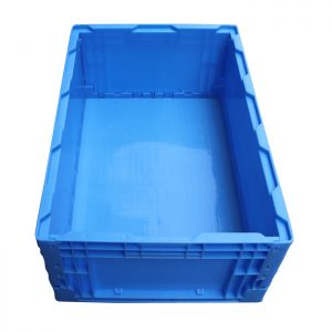 Foldable Plastic Containers