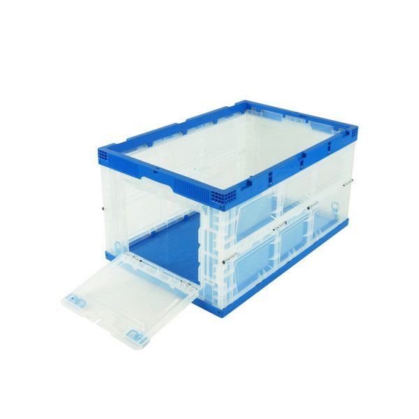 collapsible plastic boxes