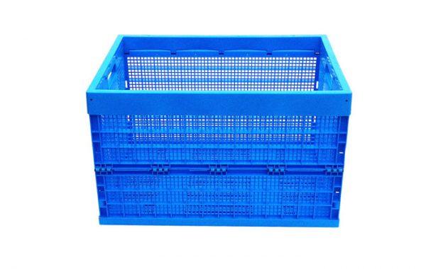 foldable plastic egg crate