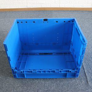 folding storage boxes plastic