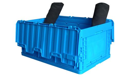 heavy duty plastic crates