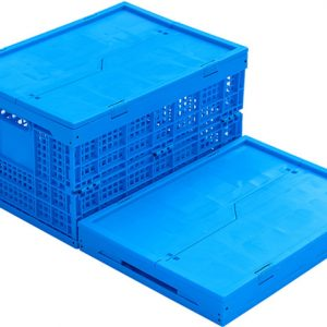 high loading plastic collapsible crate for sale