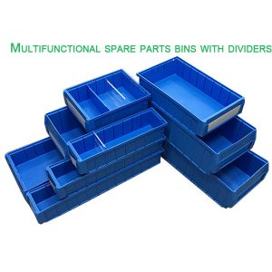 plastic parts drawers