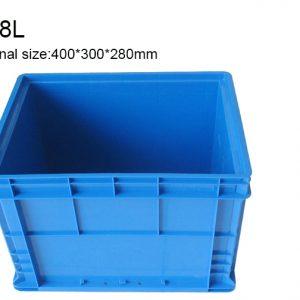 plastic stacking crates