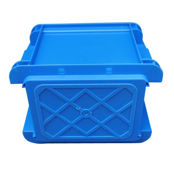 plastic stacking storage crates