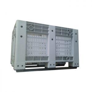 plastic storage pallet box