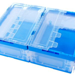 pp plastic folding box